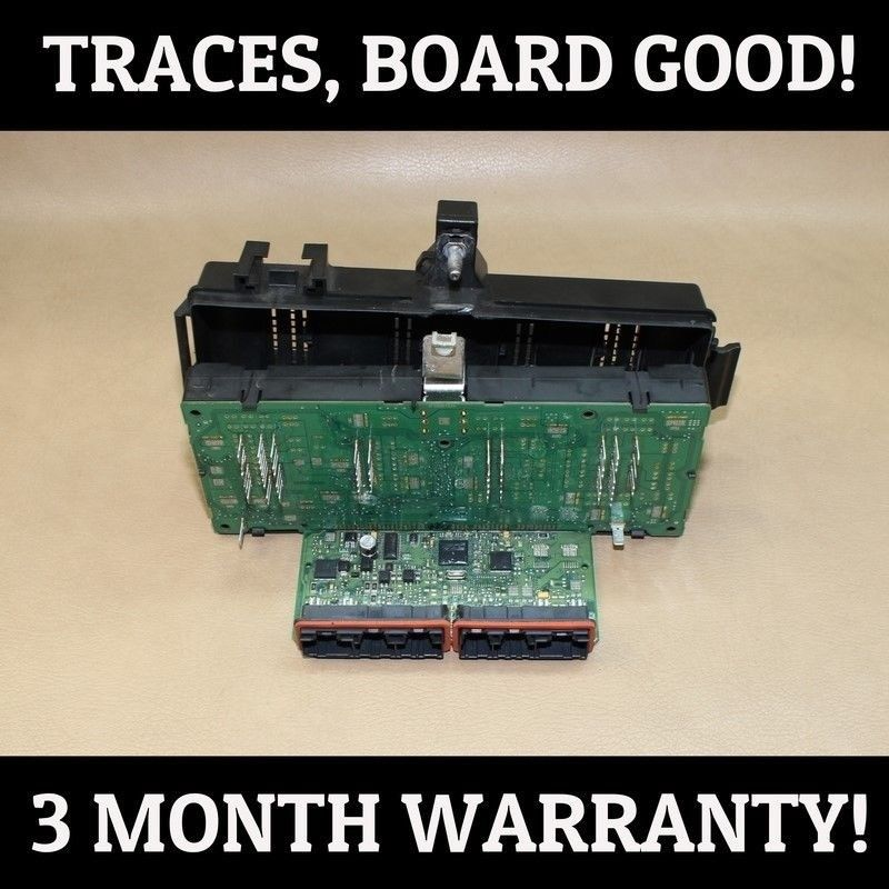07 DODGE RAM 1500 TIPM FUSE AND RELAY CENTER BOX BCM POWER MODULE 04692118AG