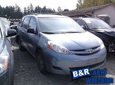 06 07 TOYOTA SIENNA AUDIO EQUIPMENT 8067391 8067391