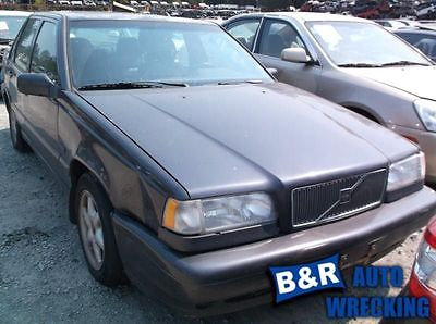 98 VOLVO V70 TURBO/SUPERCHARGER SDN AND SW AWD 8078296 8078296