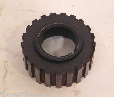 FIAT 124 SPIDER and Lancia Crankshaft Timing Sprocket Gear from 1984