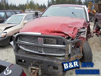TURBO/SUPERCHARGER 5.9L FITS 04-07 DODGE 2500 PICKUP 9730205