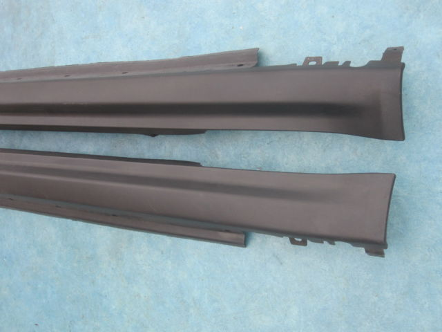 07 Oem Mini Cooper Side Skirt Door Sill Set 08 09 2010