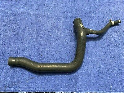 1988 1989 1990 1991 Classic Saab 900 Turbo Heater Valve To Water Pump Hose  Does Not Apply