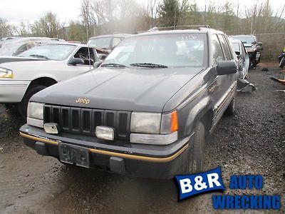 94 JEEP GRAND CHEROKEE ANTI-LOCK BRAKE PART ASSEMBLY REAR DISC BRAKES 8806958 8806958