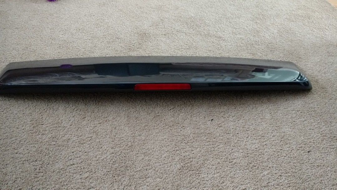 Chrysler Town & Country Rear Spoiler Lift Gate Hatch. 2011 2012 2013 2014 2015 1SF62HAVAD