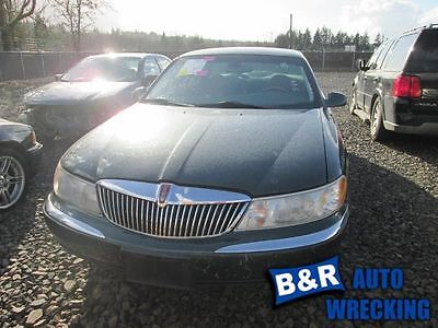 ENGINE 4.6L VIN V 8TH DIGIT FITS 00 LINCOLN CONTINENTAL 5962118