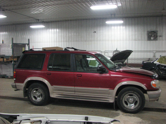 1995 FORD EXPLORER AIR CLEANER