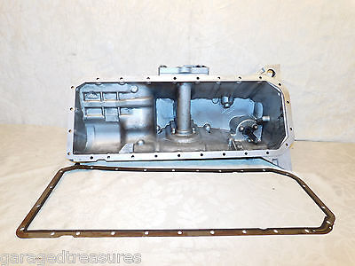 Bmw e53 x5 3 0i e46 e39 m54 3 0l engine motor oil pan oem for Bmw x5 motor oil