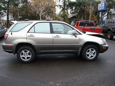 CHASSIS ECM ABS WITHOUT TRACTION AWD FITS 99-00 LEXUS RX300 2727273 591-58474 2727273