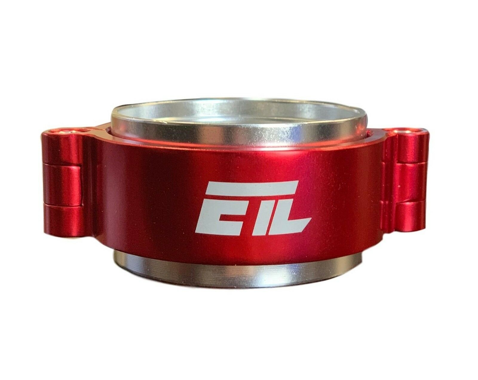Aluminum sealed clamp with flanges 3.00