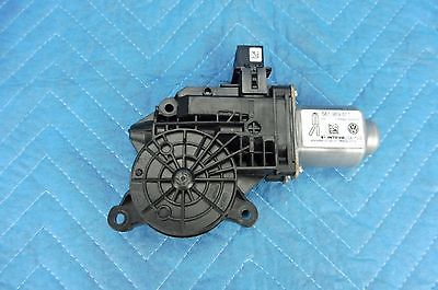 VW PASSAT REAR LEFT DRIVER WINDOW MOTOR LIFT MODULE 2012 2013 2014 2015 OEM
