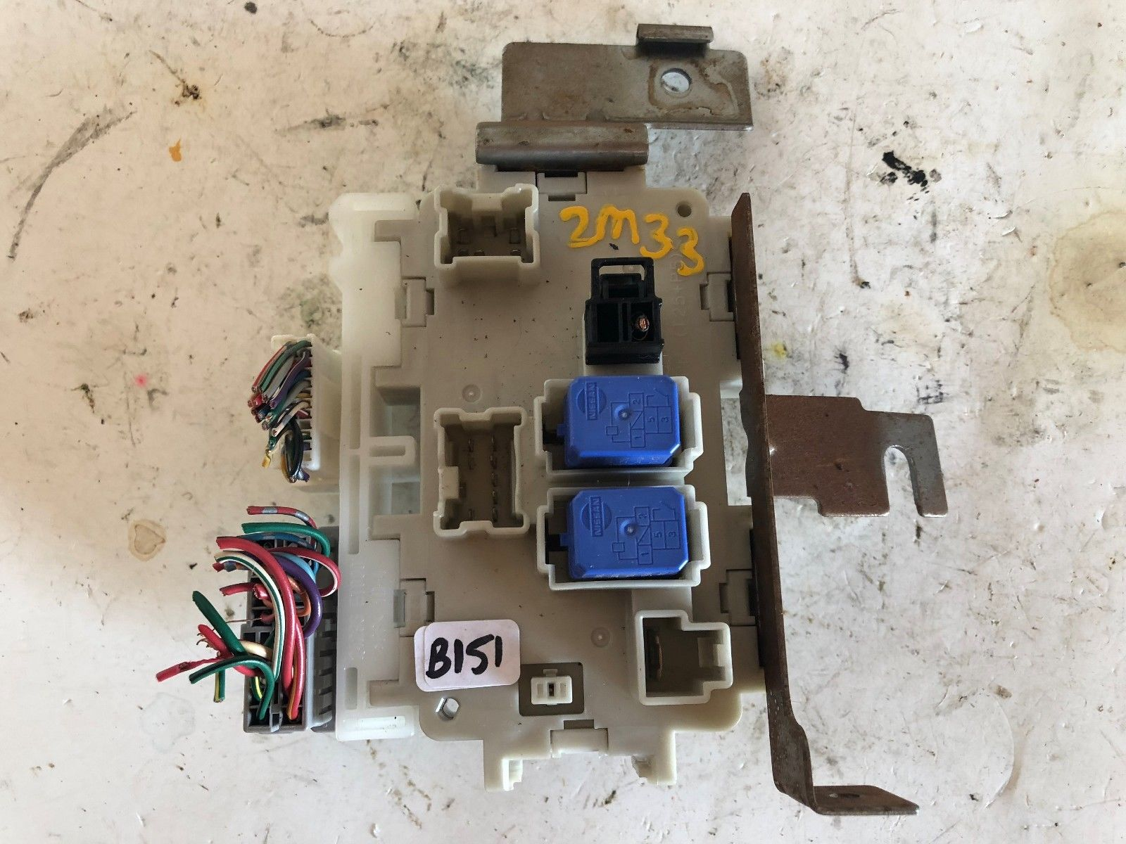 Nissan Sentra Electrical