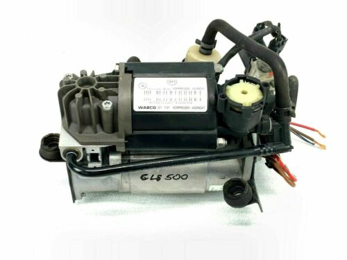 CLS500 CLS550 CLS63 <em>AMG</em> <em>Mercedes</em>-<em>Benz</em> Air Ride Control Valve Compressor Pump