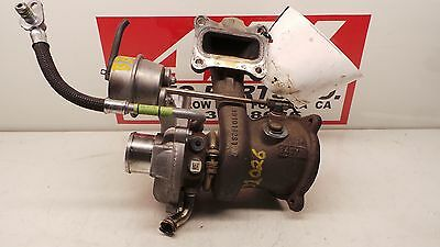 2016 FORD FUSION 1.5L TURBO CHARGER UNIT