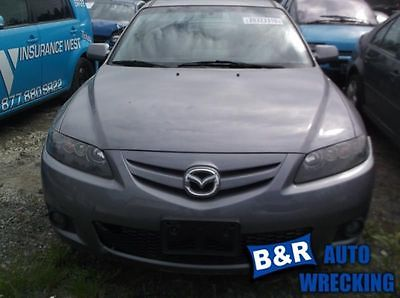 06 07 08 MAZDA 6 WIPER TRANSMISSION W/O COLD CLIMATE PACKAGE 9142300 621-54447B 9142300