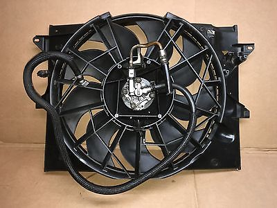 2000 2001 2002  LINCOLN LS HYDRAULIC COOLING FAN