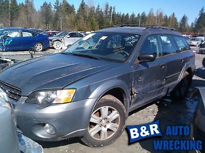 05 06 OUTBACK LEGACY POWER BRAKE BOOSTER OUTBACK 2.5L 3.0L 9013668 9013668