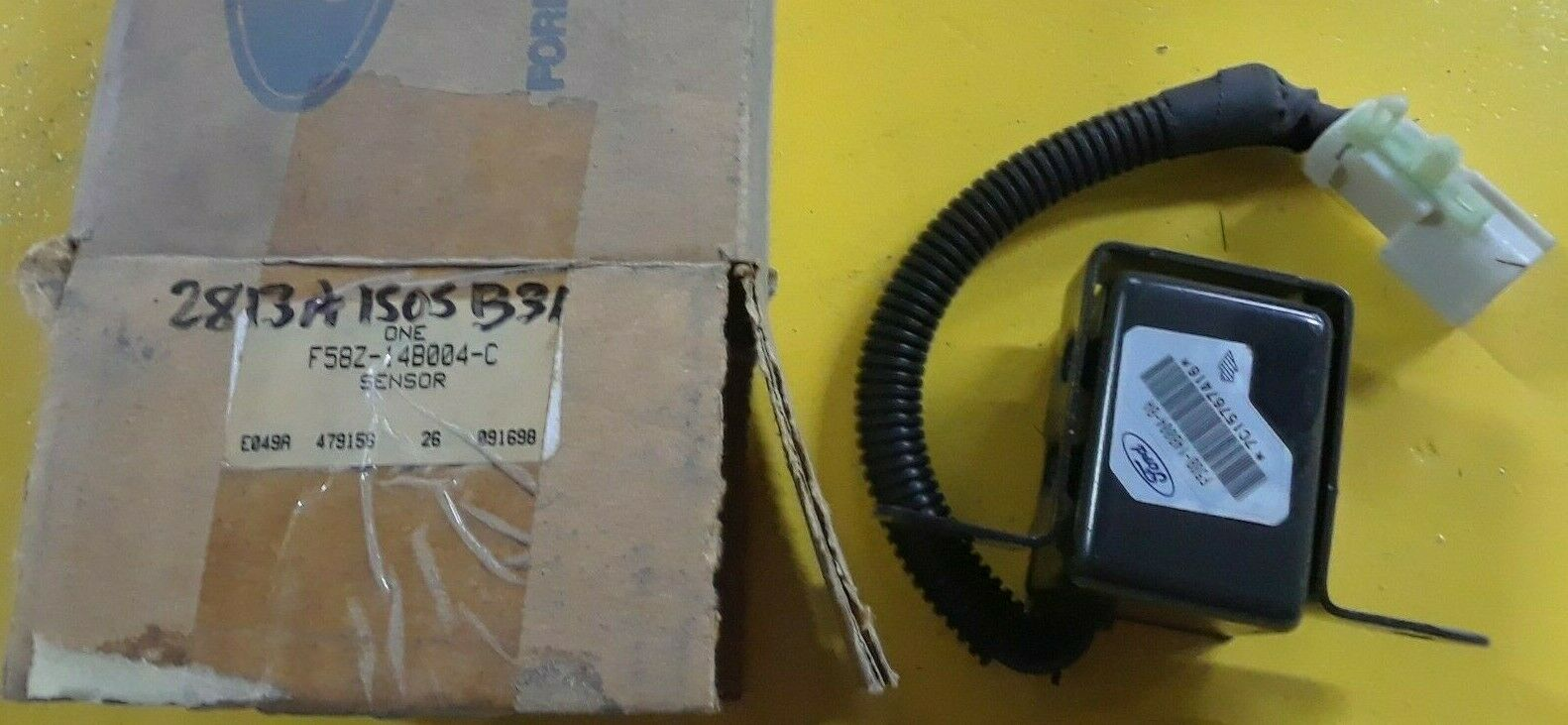 OEM Ford F58Z-14B004-C / F58B-14B004-BA Air Bag Crash Sensor 8/94-8/96 WINDSTAR