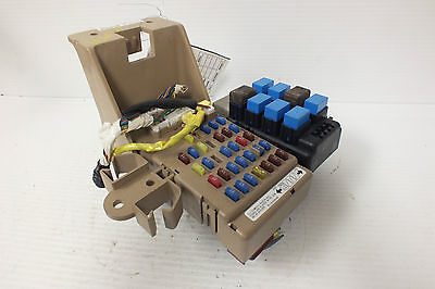 Excellent 05 06 Subaru Legacy Outback 2 5L Junction Relay Cabin Fuse Box Wiring 101 Cabaharperaodorg