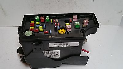 2006 chrysler pt cruiser 2.4l fuse box block relay panel ... 2006 chrysler pt cruiser fuse box