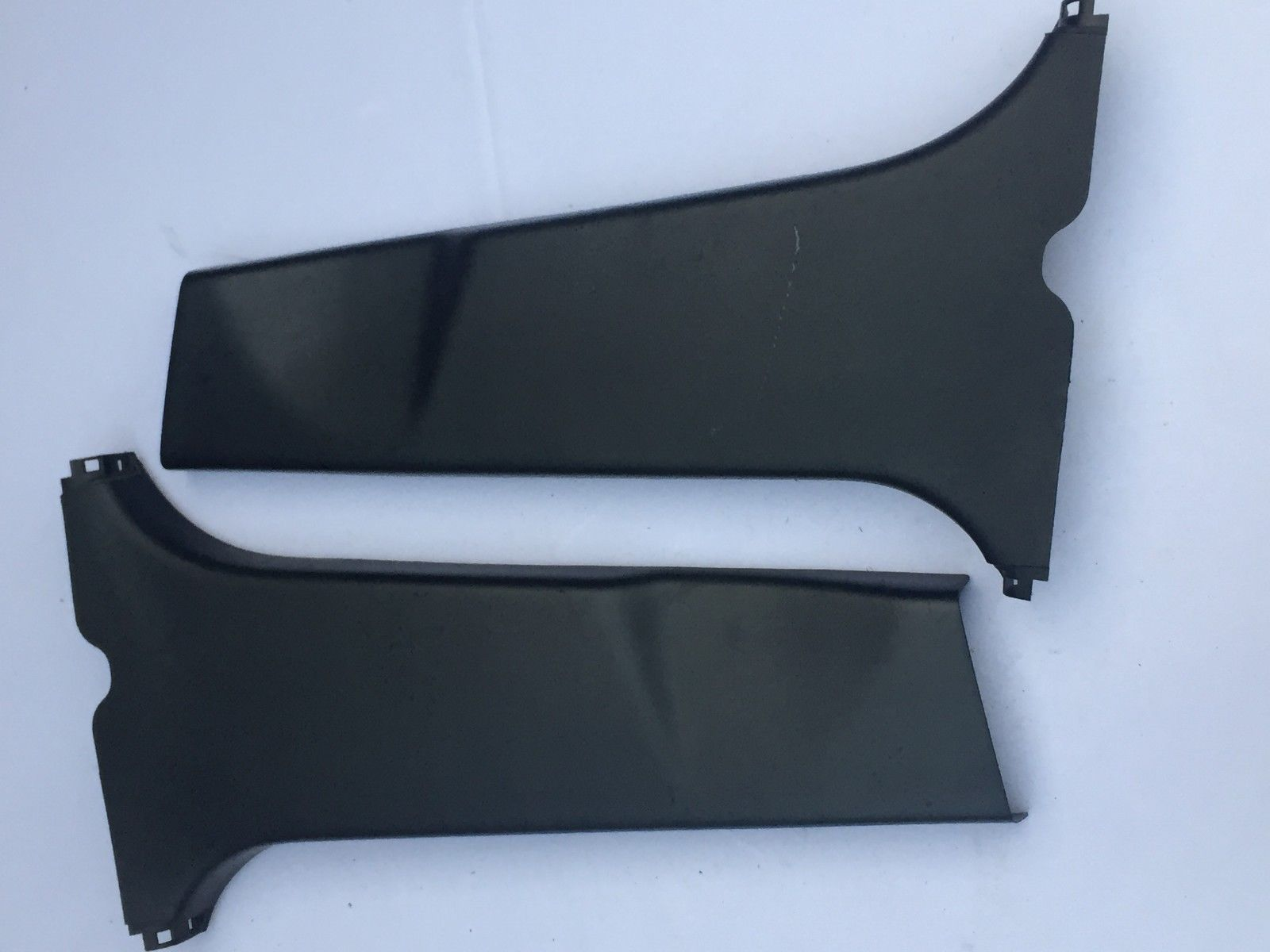 2005 LEXUS RX330 SET OF 2 CENTER PILLAR GARNISH (BOTH SIDES) BLACK OEM