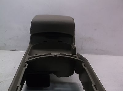 NS60106 2005-2008 JEEP CHEROKEE LAREDO CENTER CONSOLE COMPLETE GREY OEM JEEP CHEROKEE