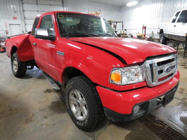 2006 FORD RANGER <em>SPARE</em> <em>TIRE</em> WHEEL CARRIER 2582826
