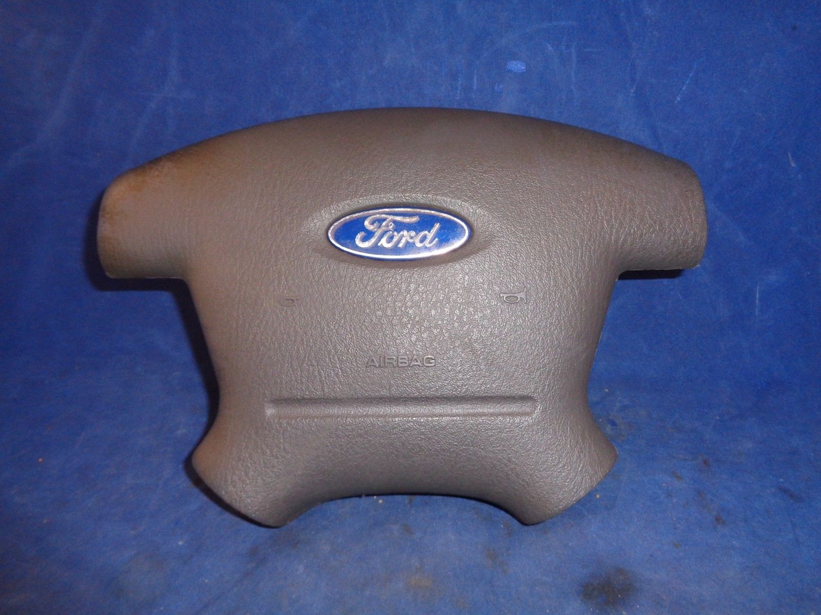 OEM Ford Explorer Driver Steering Wheel Air Bag Airbag Emblem Gray Does not apply