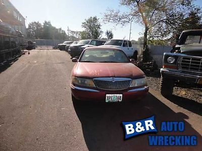 ENGINE 4.6L VIN V 8TH DIGIT FITS 99 LINCOLN CONTINENTAL 6322571