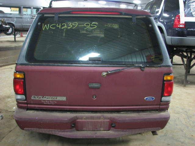1995 FORD EXPLORER SIDE VIEW DOOR MIRROR LEFT