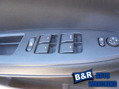 DRIVER LEFT FRONT <em>DOOR</em> <em>SWITCH</em> DRIVER'S <em>WINDOW</em> FITS 09-<em>16</em> IMPALA 4992940