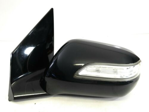 2007 2008 2009 Acura MDX Left Driver Side View Mirror Power Heated  128-50106L
