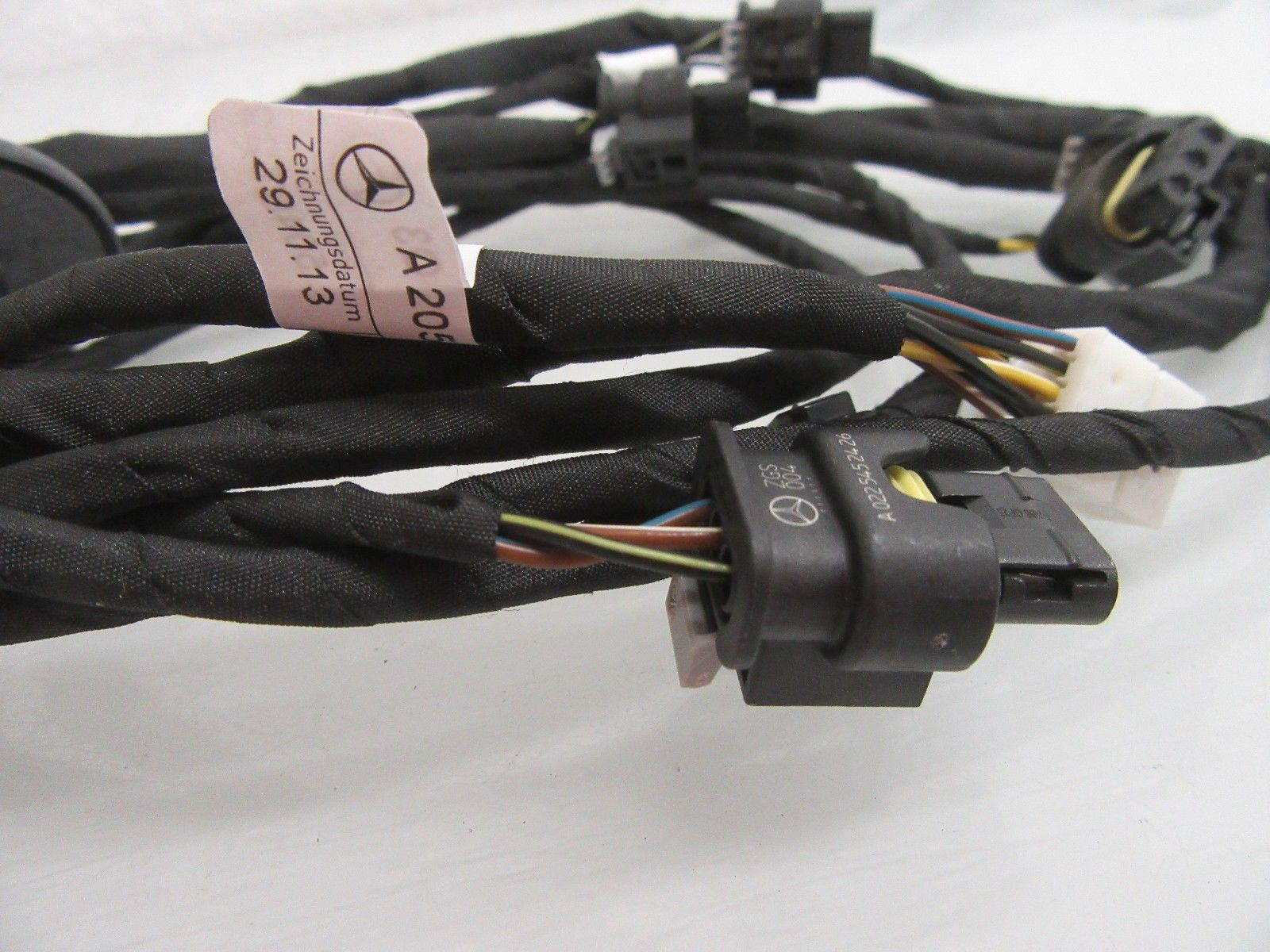 New Mercedes Benz Electrical Wiring Harness A2054402834 Oem