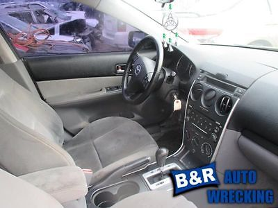 06 07 08 MAZDA 6 WINDSHIELD WIPER MTR EXC. SPEED6 8951515 8951515