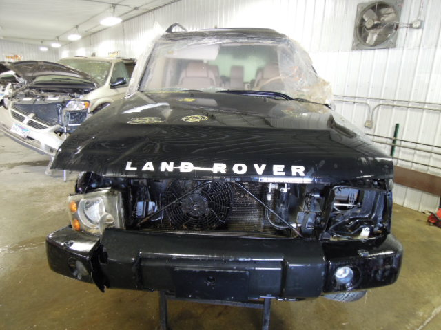 2003 Land Rover Discovery Engine Motor 4 6l Vin 4 84162