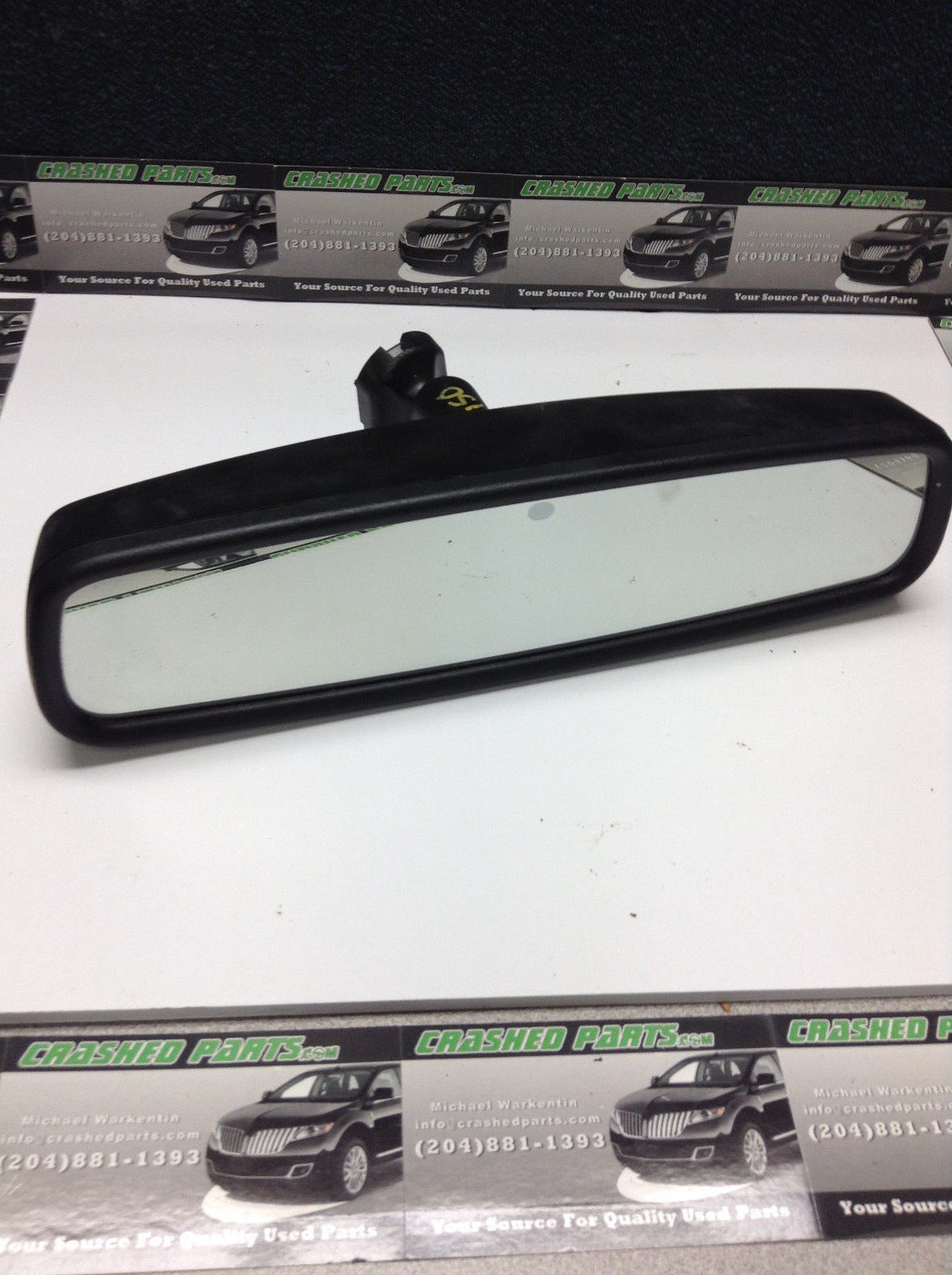 <em>FORD</em> <em>F</em>-<em>150</em> INTERIOR REAR VIEW MIRROR P/N E11026533