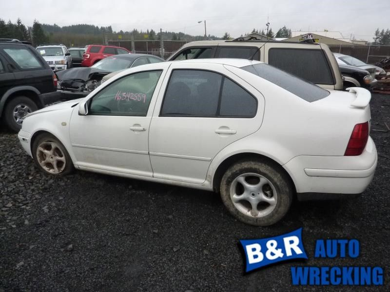 00 01 VW JETTA ENGINE ECM 8610728 8610728