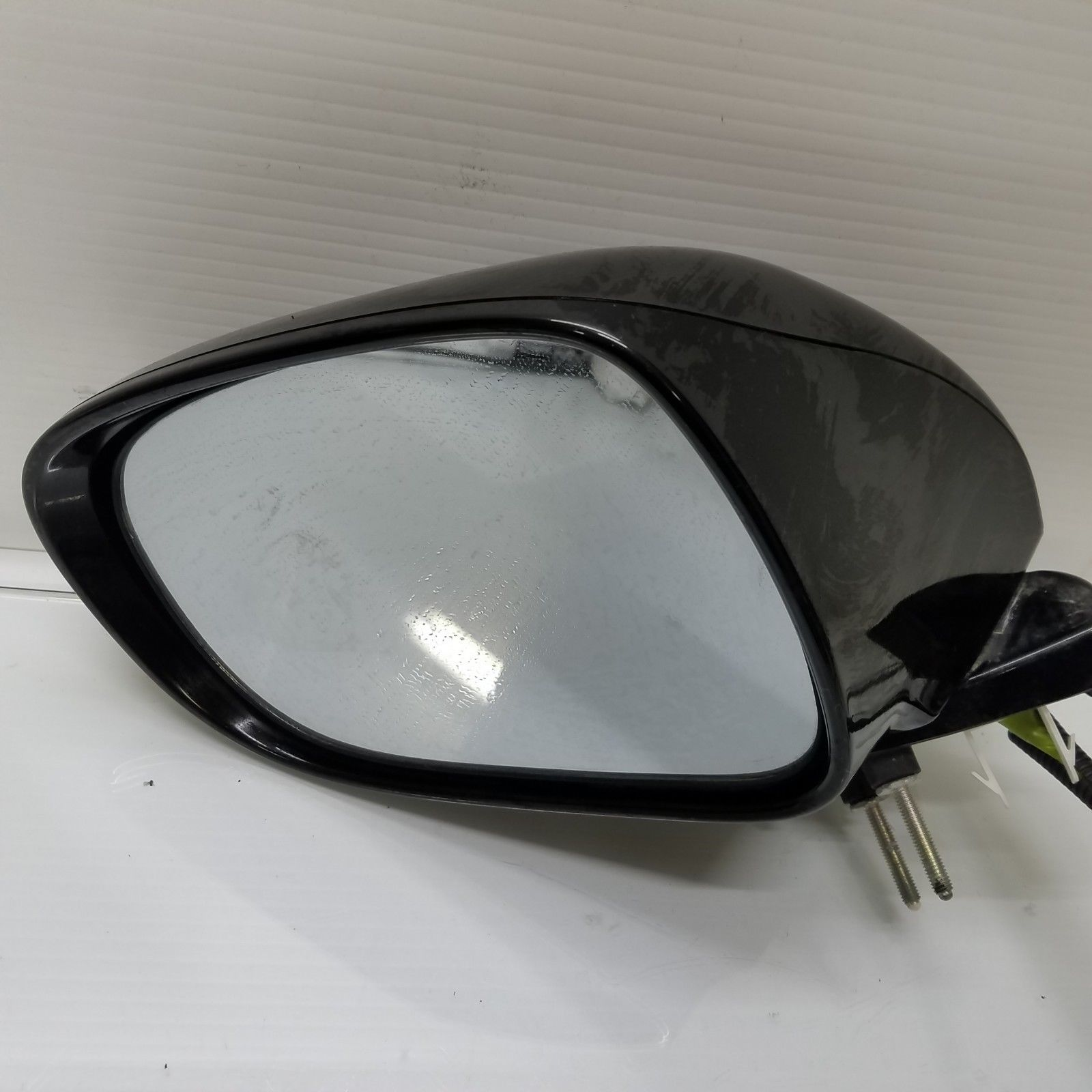 2006-2008 LEXUS IS250 IS350 LEFT MIRROR BLACK POWER OEM Does not apply islex
