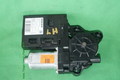 08 Volvo C30 Window Regulator Motor Driver Door Left Side -  LH