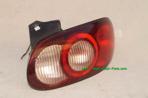 01-05 Mazda Miata MX-5 NB Tail Lamp Light Passenger Side RH  115154