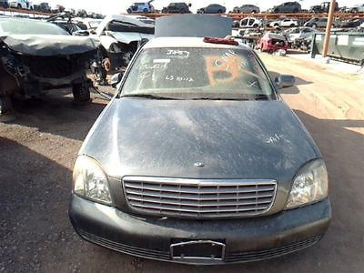 AUTOMATIC FWD 4.6L VIN <em>Y</em> 8TH DIGIT ID 4AAN FITS 04-05 DEVILLE 9924862