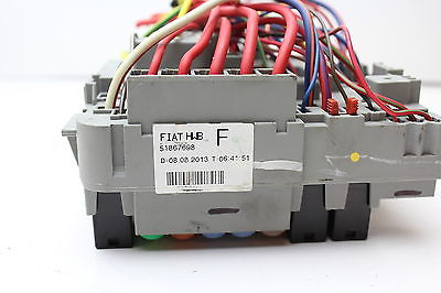 13 2013 dodge dart 51867698 fusebox fuse box relay unit ... 2013 dodge dart fuse box location
