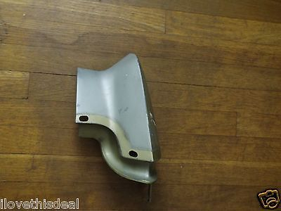 Genuine 1969 Buick Wildcat Quarter Panel End Cap-Extension-RH.