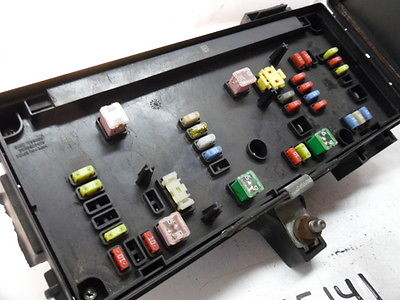 08 09 ram 1500 2500 3500 68028002ab fusebox fuse box relay ... 08 dodge nitro fuse box #9
