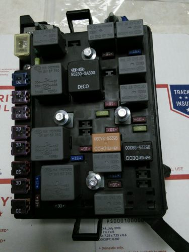 2008 kia spectra under hood fuse box relay junction block oem 2008 kia spectra under hood fuse box relay junction block oem 91959 2f100 91959