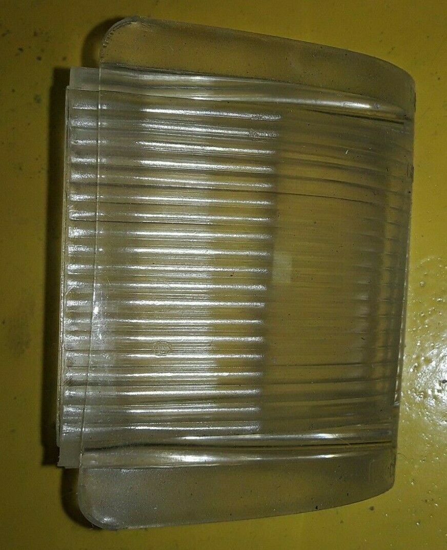 Ford OEM 1968 69 FAIRLANE Torino LH parking light LENS C80Z-13209-B WORN BOX Does not apply
