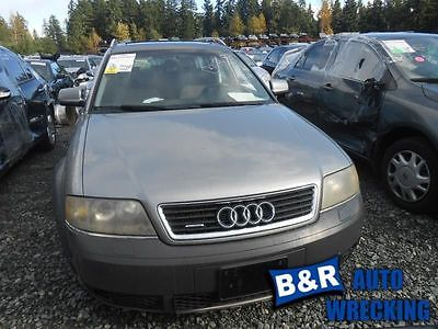 00 01 02 AUDI A6 L. TURBO/SUPERCHARGER 2.7L 6585701