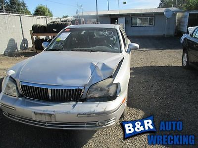 AUTOMATIC TRANSMISSION 3.5L 6 CYL VIN E 8TH DIGIT FITS 03-05 XG SERIES 9574307 400-61516 9574307
