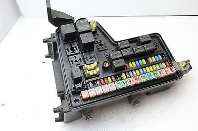 02 03 04 05 DODGE RAM 1500 P05026033AA FUSEBOX FUSE BOX