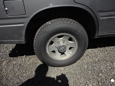 <em>WHEEL</em> 15X6 ALLOY FITS 94-95 PASSPORT 3922605